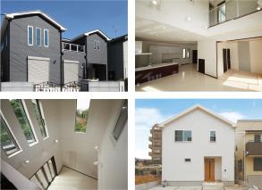 建売住宅写真